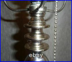 0846 G. F. Otherworldly Time Travel Machines Vintage Art Deco Machine Age Lamps