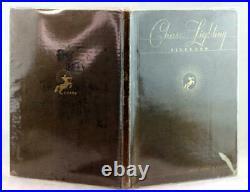 1934 Chase Brass & Copper Co Lighting Fixtures Catalog Art Deco Lamp Design