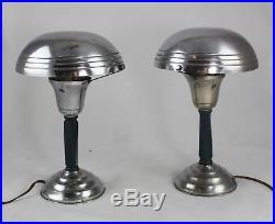 Art Deco Lamp 1 Paar Art Deco Tischlampe Bauhaus Leuchten
