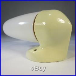 60er Lampe Art Deco Wagenfeld Lindner Design Wandlampe Keramik Bad Leuchte