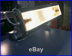 ART DECO DESIGN IKONE EILEEN GRAY JUMO N71 PARIS 1935 Tischleuchte Tischlampe
