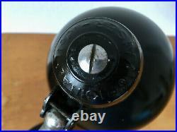 Alte KAISER IDELL Schreibtisch-Lampe (Prototyp) Bauhaus Art-Deco 30er 40er