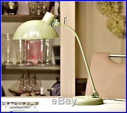 Alte Schreibtischlampe Banker Tisch Lampe Bauhaus Stil Tisch Dell Art Deco