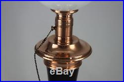 Alte original MAZDA Lampe Tischlampe Leuchte ART DECO KLASSIKER