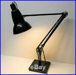 Art Deco Anglepoise Lamp Herbert Terry Sons Ltd Redditch Model1227 1930s Working