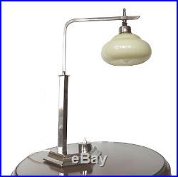 Art Deco Lamp 187 Art Deco Bauhaus Tischlampe Leseleuchte