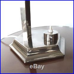 Art Deco Bauhaus Tischlampe Leseleuchte, Desk Lamp, Style Kurt Versen um 1930´s
