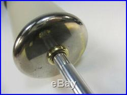 Art Deco Lampe Alte Tischlampe 23cm Antik Tischleuchte mit Bakelitfuß