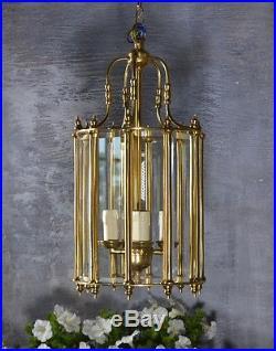 Art Deco Lampe Deckenleuchte Leuchte 30er Deckenlampe Glas Hängelampe Bauhaus La
