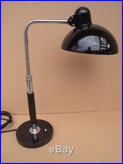 Art Deco Lamp Art Deco Lampe Schreibtischlampe Christian Dell
