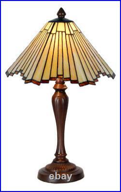 Art Deco Tiffany Table Lamp