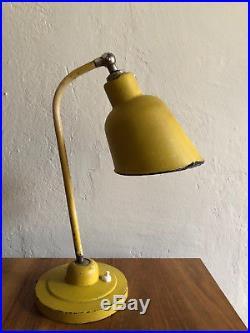 BUR Bünnte Remmler Lampe Christian Dell Marianne Brandt Bauhaus Art Deco