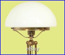 Art Deco Lamp Bankerlampe Tischleuchte Schreibtischlampe Burolampe