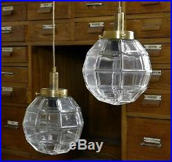 Bauhaus Art Deco vintage retro Deckenlampe Hängeleuchte Hängelampe 40er 50er J
