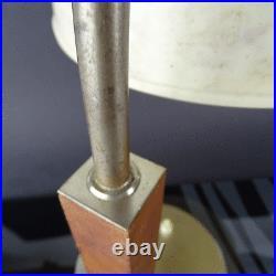 Breuhaus de Groot / VW Tischlampe Leseleuchte Leuchte Lamp Art Deco BAUHAUS 1930