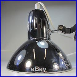 Cchrom Wandscherenlampe Art Deco Stil Wandlampe Vintage Lampe Gelenk Wandleuchte