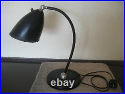 HALA 28 Lampe Tischlampe Wand art deco antik Ära Bauhaus DELL Brandt Kisker