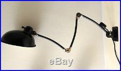 HELO Scissors Wall Lamp Bauhaus Art Deco a Kaiser Idell brand