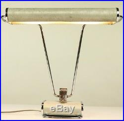 Jumo Art Deco Tisch Lampe Design Eileen Gray Lese Leuchte 30er Jahre