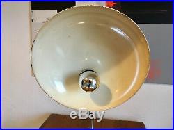 KAISER IDELL Präsident Luxus 6631 Lampe Schreibtischlampe Bauhaus Art Deco