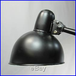 Kaiser Idell Lampe Modell 6614 120cm Art Deco Wand Scherenlampe Werkstattlampe