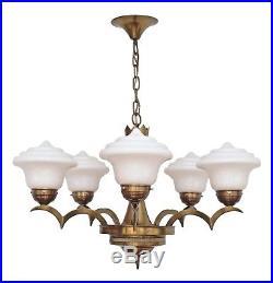 Energiespar Deckenleuchte Orient Jugendstil Deckenlampe klassisch Leuchte Lampe