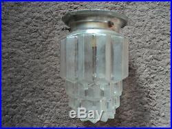 Lampe Art Deco Skyscraper Lustre Plafonnier Suspension