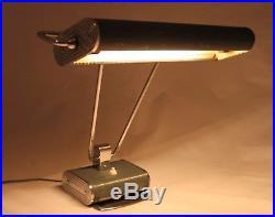 Lampe Design Eileen Gray JUMO desk lamp ART DECO Tischlampe