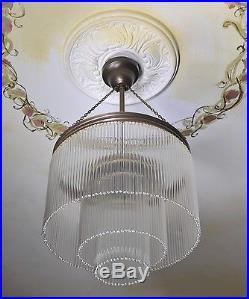 Art Deco Lamp Lampe Pendelleuchte Hangelampe Art Deco