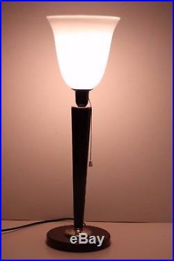 Lampe UNILUX style Mazda ART DECO