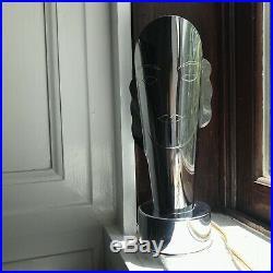 Machine Age Helen Dryden Lamp for Revere Chrome Art Deco