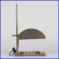 Marcel Breuer Design Bauhaus Style Art Deco Table Lamp