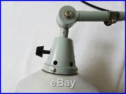 Midgard Scissors Lamp Scherenlampe Art Deco BAUHAUS Kaiser Idell period