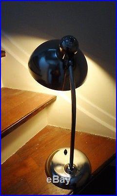 ORIGINAL KAISER IDELL Lamp # 6656-S CHROME Christian Dell Bauhaus Art Deco
