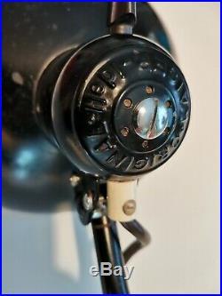 Orig. Kaiser Idell 6718 Scherenlampe Art Deco Lampe Bauhaus Vintage Wandlampe