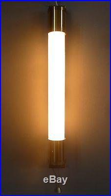 Art Deco Lamp Original Art Deco Wandlampe Kino Lampe Sofittenlampe