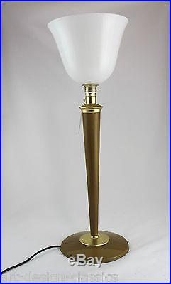 Art Deco Lamp Original Mazda Lampe Tischlampe Leuchte Art Deco