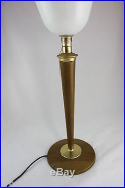 Original MAZDA Lampe Tischlampe Leuchte ART DECO KLASSIKER