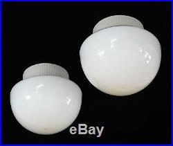 Paar Lampe Bauhaus Art Deco IndustrieLampe Wandleuchte Wandlampe Deckenlampe