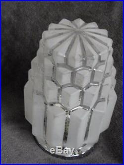 Pendant Hanging Ceiling light SHADE cage Deco art craft Skyscraper bauhaus lamp