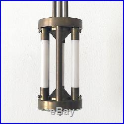 RARE & STUNNING Modernist ART DECO Bauhaus CHANDELIER Pendant Light CEILING LAMP