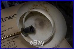 RAR Tischlampe Schreibtischlampe LOFT Lempe Metal DS Bürolampe Art Deco 1977
