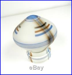 Rare German Bauhaus Suprematism Ceiling Lamp 1925 Spritzdekor Art Deco