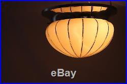 Seltene ART DECO Lampe Deckenlampe Plafoniere ceiling lamp