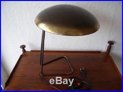 Seltene Kaiser Idell 6763 Art Deco Tischlampe Schreibtisch Lampe Leuchten Lamp