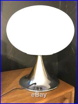 Space Age Lamp Art Deco Modernist Bauhaus Vintage Retro 1970s 1960s