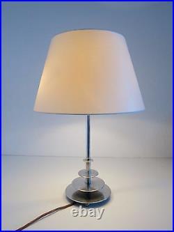 Tischlampe 20er Jahre Bauhaus Art Deco