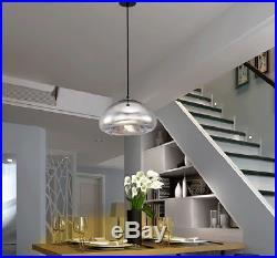 Tom Dixon Glass Bowl Pendant Light Mirror Glass Plated Art Deco Pendant Lamp