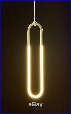 Art Deco Lamp Vintage Cafe Led Rohren Lampe Art Deco Kinolampe