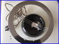 Vintage JOSEPH LUCAS machine age GLOBE lamp BAKELITE Modernist ART DECO 1930